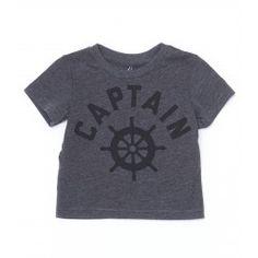 Baby Captain Tee