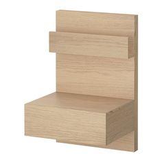 Ikea Dressing Table To Match Malm Oak Range Used The Malm