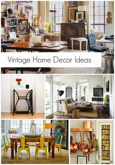 5 Great Instagram Accounts For Vintage Inspiration | Beautiful ...