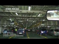 TEST SONY HXR-NX30