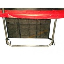 Hold onto your shoes when you use your trampoline. Shoe Bag hangs over the outside of your frame between two legs. Disclaimer: All brand names listed in this page is the registered trademark of an independent t Trampoline Ladder, Trampoline Springs, Trampoline Accessories, Animal Bag, No Equipment Workout, Fitness Equipment, Girl Backpacks, Jansport Backpack