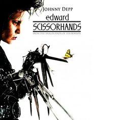 Image result for graphic edward scissor hands