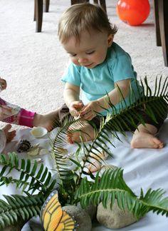 Indoor Nature Play -> Wonderful nature