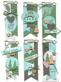 Cre8n' Memories: Banner Clips