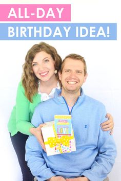 I've been wondering what to do for my husband's birthday! These simple birthday ideas in the printable brochure are perfect! gift for husband Simple Birthday Ideas for All Day Fun Birthday Surprise For Husband, Birthday Ideas For Her, Happy Birthday Sister, Birthday Love, Happy Birthday Greetings, Birthday Images, Birthday Quotes, Birthday Wishes, Birthday Morning