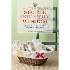 Book: Simple Country Wisdom
