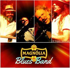 A partir das 21:00, de volta ao Magnólia Villa Bar (Rua Marco Aurélio, 884 - Lapa)  Volta do projeto do Quarta Blues, com a Magnólia Blues Band, agora num formato acústico