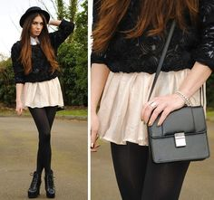 I can be your China Doll (by LYDIA ELISE MILLEN .) http://lookbook.nu/look/3091181-I-can-be-your-China-Doll