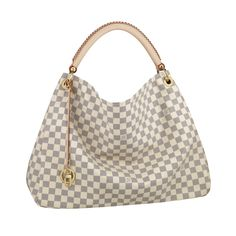 Louis Vuitton Store Damier Azur Canvas Artsy GM N41173 $196.04   That More People Like It!