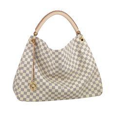 Louis Vuitton Store Damier Azur Canvas Artsy GM N41173 $196.04   That More People Like It!