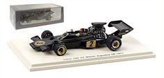 1/43Lotus 72D No.2 Winner Argentina GP 1973  Emerson Fittipaldi スパーク http://www.amazon.co.jp/dp/B00S1KE5HU/ref=cm_sw_r_pi_dp_K024ub1M0SPD4