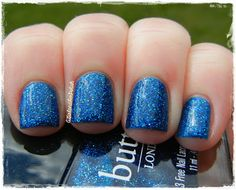 butter LONDON - Inky Six (used once) - $10