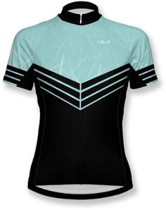 Sporting a relaxed fit without elastic at the hem, the women's Primal Wear Force Bike Jersey delivers comfort as well as performance for centuries, mountain-bike tracks or daily commutes. Women's Cycling Jersey, Cycling Wear, Bike Wear, Cycling Jerseys, Cycling Outfit, Cycling Clothing, Sports Jersey Design, Jersey Designs, Primal Wear