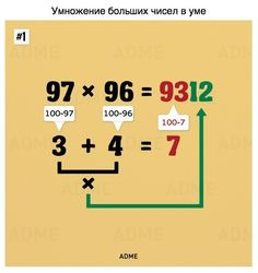 simple math tricks you'll wish you had always known Nine simple math tricks you'll wish you had always known - Why didn't they teach us these in school?Nine simple math tricks you'll wish you had always known - Why didn't they teach us these in school? Math For Kids, Fun Math, Math Games, Math Activities, Math Art, Kids Fun, Math College, Math Formulas, Simple Math
