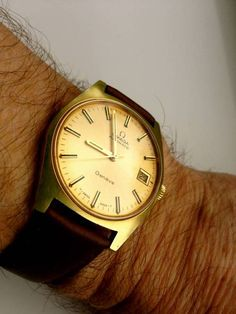 Vintage Omega Geneve Automatic #Omega #Geneve #Womw #Menswear #Watches #Automatic - omegaforums.net