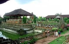 Kerta Gosa Klungkung - Tempat Wisata di Klungkung Bali Favorit Wisatawan