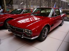 Maserati Mexico 1966