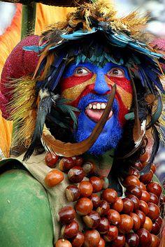 Carnaval de Negros y Blancos de Pasto. Colombia - Luis Ponce M