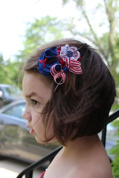 Fancy Lil' Firecracker Clip by Mia and Mackie in the Mirror. Visit www.facebook.com/MandMinthemirror or email me directly Jodig1223@aol.com