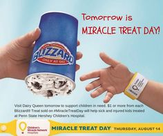 Dairy Queen & Children's Miracle Network