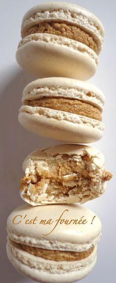 C'est ma fournée !: Macarons café (Christophe Felder)