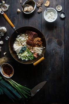 Budae jjigae (Korean
