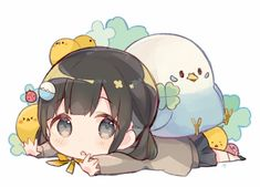 Home for cute and/or interesting chibis! Cute Anime Chibi, Anime Girl Cute, Kawaii Chibi, Kawaii Anime Girl, Anime Art Girl, Anime Bebe, Anime Child, Chibi Girl, Cute Characters