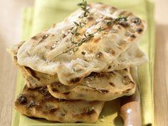 Italienische Fladenbrote - smarter - Kalorien: 385 Kcal - Zeit: 30 Min. | eatsmarter.de