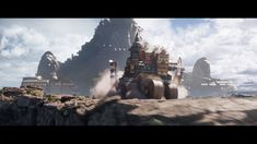 Really cool teaser trailer for #MortalEngines, the new production by #PeterJackson with the #VFX made by #WetaDigital: http://www.artofvfx.com/mortal-engines/