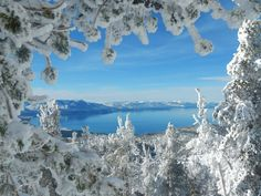 Heavenly at Lake Tahoe - Been there, done that. :)
