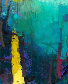 Brian Rutenberg >Sea Glass 3
