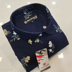 Checkout this latest Shirts Product Name: *Mens Cotton Full Sleeves Shirt* Fabric: Cotton Sleeve Length: Long Sleeves Pattern: Printed Multipack: 1 Sizes: M (Chest Size: 38 in, Length Size: 28 in)  L, XL, XXL Country of Origin: India Easy Returns Available In Case Of Any Issue   Catalog Rating: ★4 (306)  Catalog Name: Mens Cotton Full Sleeves Shirt CatalogID_1790935 C70-SC1206 Code: 945-10022324-9141