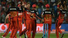 Royal Challengers Bangalore Squads