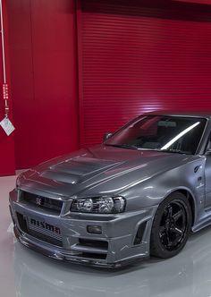Nissan GT-R Nismo R34
