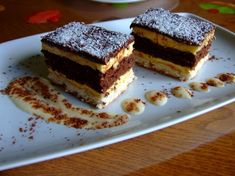 Romanian Desserts, Romanian Food, Romanian Recipes, Delicious Desserts, Yummy Food, Sweets Cake, Food Cakes, Sweets Recipes, Something Sweet