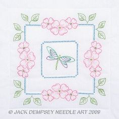 Vintage Embroidery, Embroidery Applique, Embroidery Patterns, Embroidered Quilts, 21 Things, Sewing Stores, Quilt Blocks, Diy Gifts, Sewing Crafts