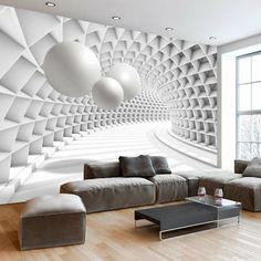 Papier Foto tapete CADILLAC PINK Tapeten Wohn Dekoration Wand Bilder Deko Ideen