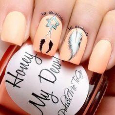 Detalles sencillos hacen uñas bonitas