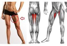 Los 9 mejores ejercicios para perder grasa del interior de los muslos - The 9 Best Exercises To Lose Inner Thigh Fat At Home The thighs are one of the first areas that the body Fitness Workouts, Fitness Po, Sport Fitness, Body Fitness, Fitness Motivation, Health Fitness, Leg Workouts, Inner Thigh Workouts, Fitness Shirts