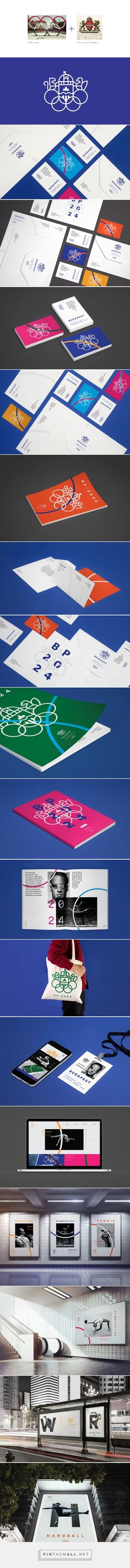 BP2024 Budapest - Branding | Abduzeedo Design Inspiration - created via https://pinthemall.net
