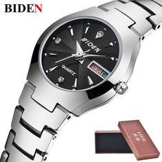 eae0dfa030b Fashion Biden Brand Luxury Tungsten Steel Waterproof Quartz Ladies  Wristwatch   Price   53.20  amp