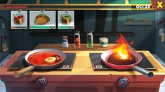 project on Behance Game Ui Design, Prop Design, 3d Design, Game Gui, Game Icon, Medan, Game Interface, Interface Design, Food Cartoon