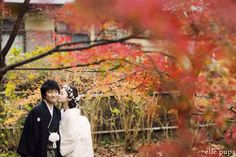 紅葉×嵐山花灯路 |*elle pupa blog* Kimono Style, Kimono Fashion, Fashion Photo, Couple Photos, Photography, Painting, Couple Shots, Couple Pics, Painting Art