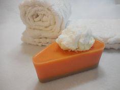Pumpkin Pie Soap - Autumn Soap - Party Favor - Children Soap - Decorative Soap - Handmade Soap - Moisturizing Soap - Homemade Glycerin Soap