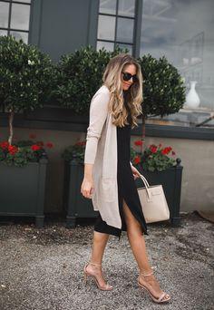 Ashley Robertson slip dress