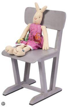 HKliving Kinderstoel - Grijs