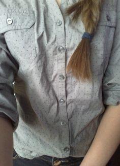 Kup mój przedmiot na #vintedpl http://www.vinted.pl/damska-odziez/koszule/8090402-koszula-w-kropki-hm