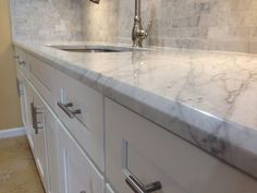 1 2 Beval Edge Cambria Countertops Granite Countertop Edges Counter
