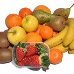 Mix Variedad (naranja, plátano, pera, manzana, kiwi, mandarina, fresón)