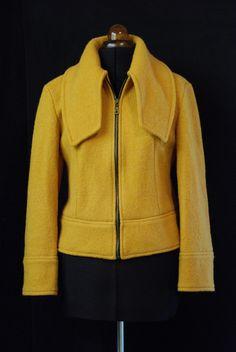 Blazer - Wolljacke in frischer Farbe, - ein Designerstück von toptailor bei DaWanda